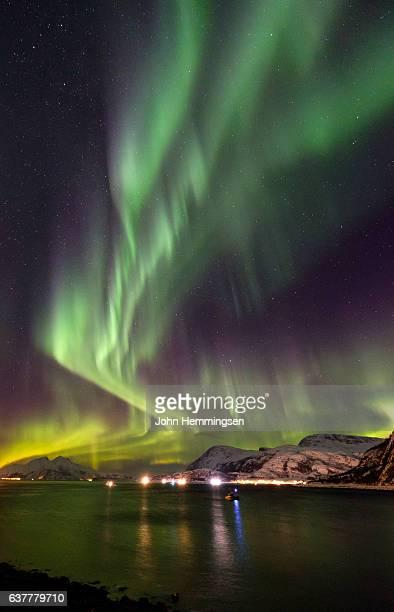 Aurora borealis in Troms 2