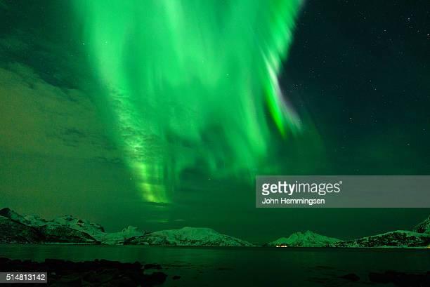 Aurora borealis in Troms III
