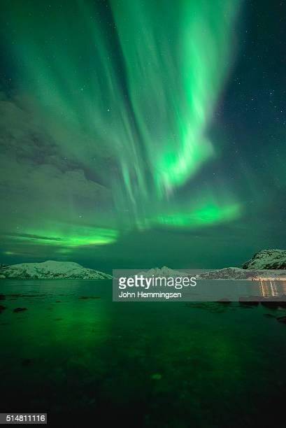 Aurora borealis in Troms IV