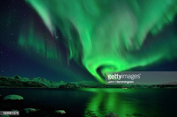 Aurora Borealis in Troms