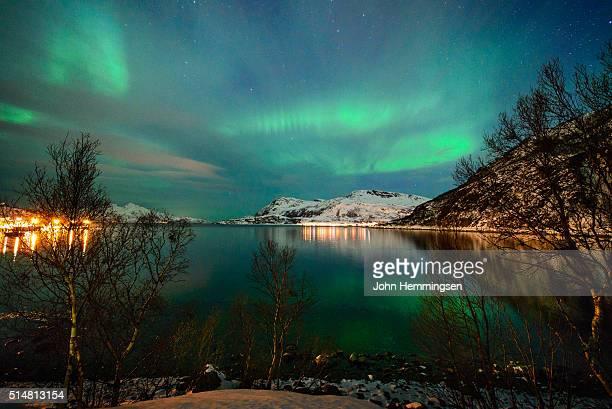 Aurora borealis in Troms VI