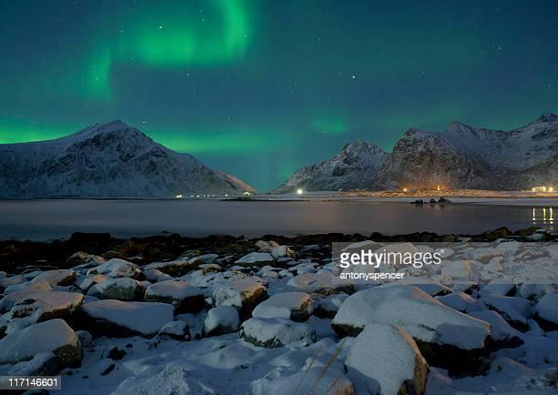 Aurora Borealis, Lofoten Islands, Arctic Norway