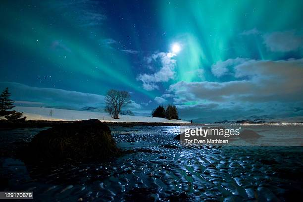Aurora Borealis over Troms