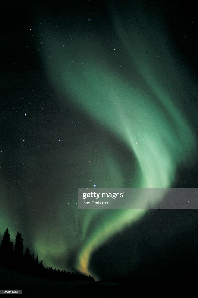 Aurora Borealis : Stock Photo