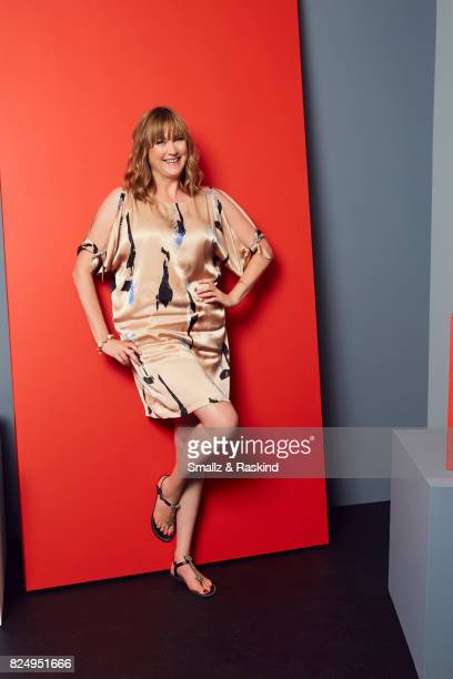 Aurora Browne of IFC's 'Baroness Von Sketch Show' poses for a portrait during the 2017 Summer Television Critics Association Press Tour at The...