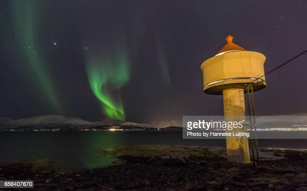 Aurora & Lighthouse