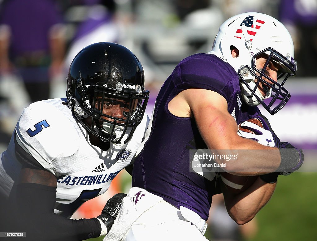 Eastern Illinois v Northwestern