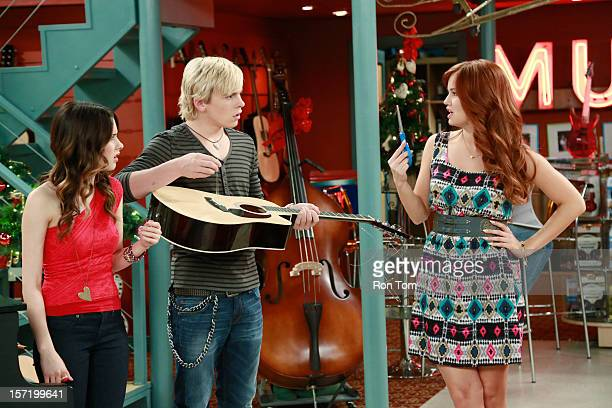 AUSTIN ALLY 'Austin JESSIE Ally All Star New Year' Austin Ally Trish and Dez travel to Times Square where Austin is booked to perform on New Year's...