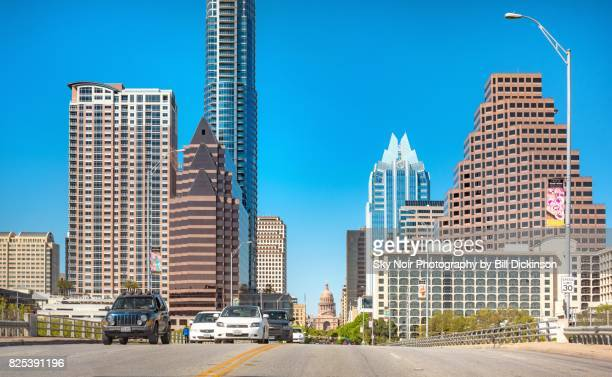 Austin over the Bridge