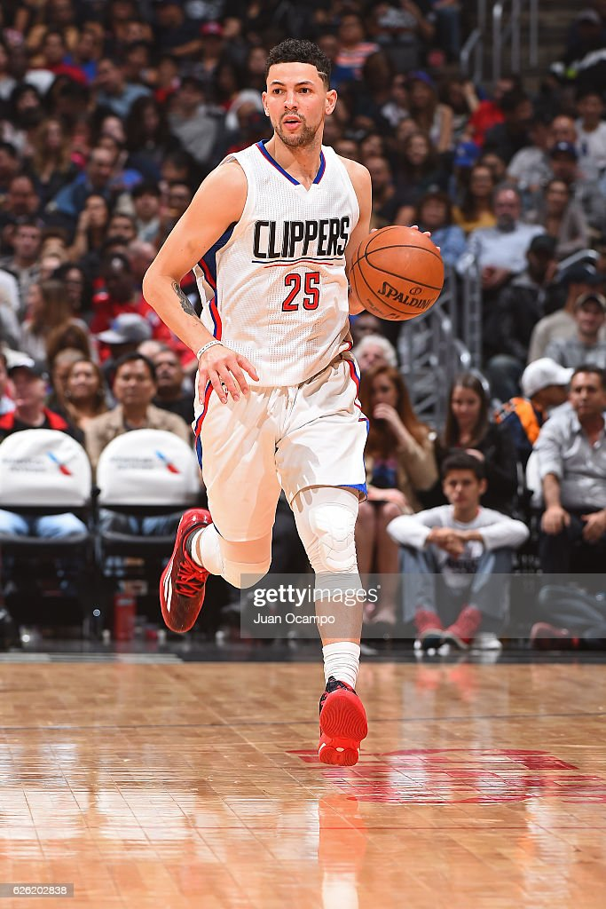Portland Trail Blazers v Los Angeles Clippers