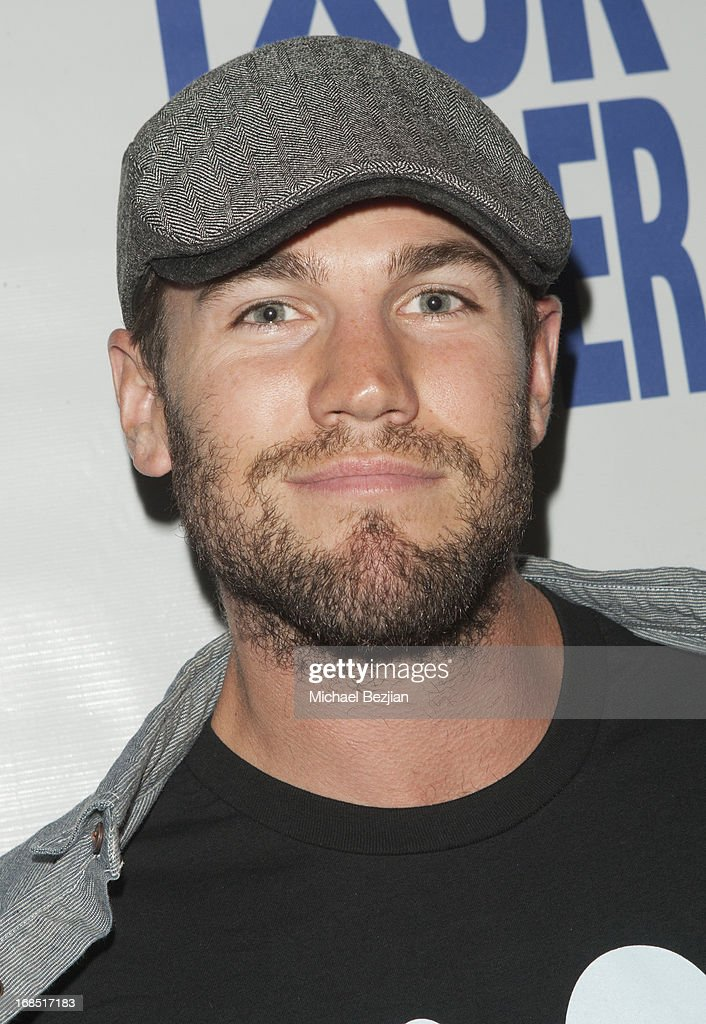 Austin Stowell attends 2nd Annual F*ck Cancer Charity Event LA at Bootsy Bellows on May 9, 2013 in West Hollywood, California.