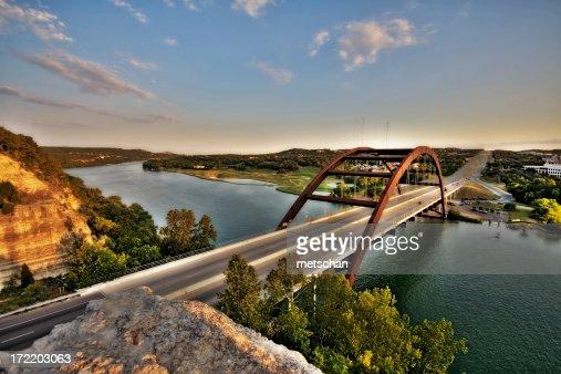 Austin, Texas 360 Bridge