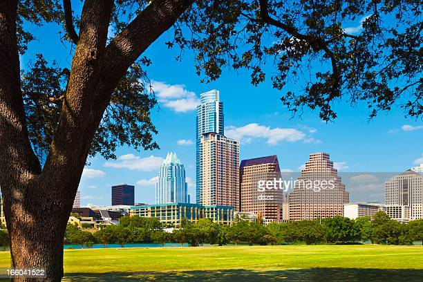 Austin Texas cityscape skyline