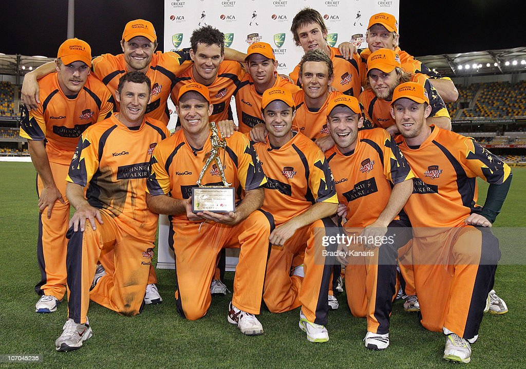 Twenty20 - Australia v ACA All-Stars