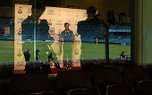 Australia cricket captain Ricky Ponting poses for a photo during the Channel Nine 2010/11 Ashes Series launch at the Sydney Cricket Ground on...