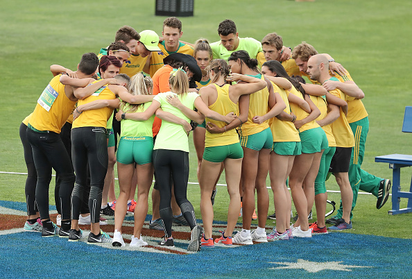 Nitro Atletica Melbourne: News Foto