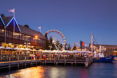 Australia, Freemantle, Harbour, Exterior