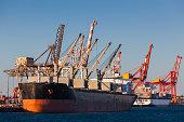 Australia, Freemantle, Port, Exterior