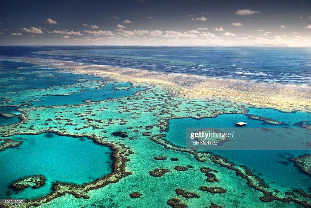 Australia, Whitsunday Islands, Great Barrier reef.