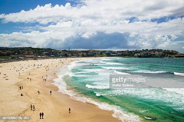 Australia, New South Wales, Sydney, Bondi beach