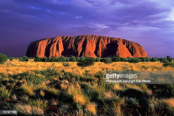 Australia, Northern Territory, Ayer's Rock (Uluru NP)