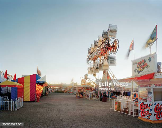 Australia, Queensland, fairground
