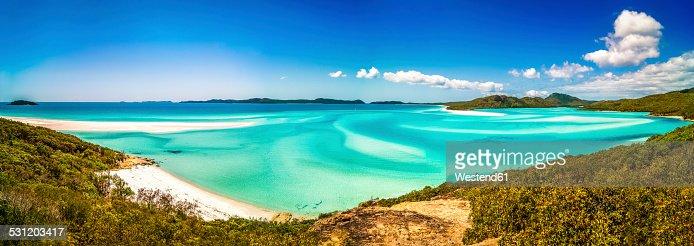 Australia, Queensland, Whitehaven Beach