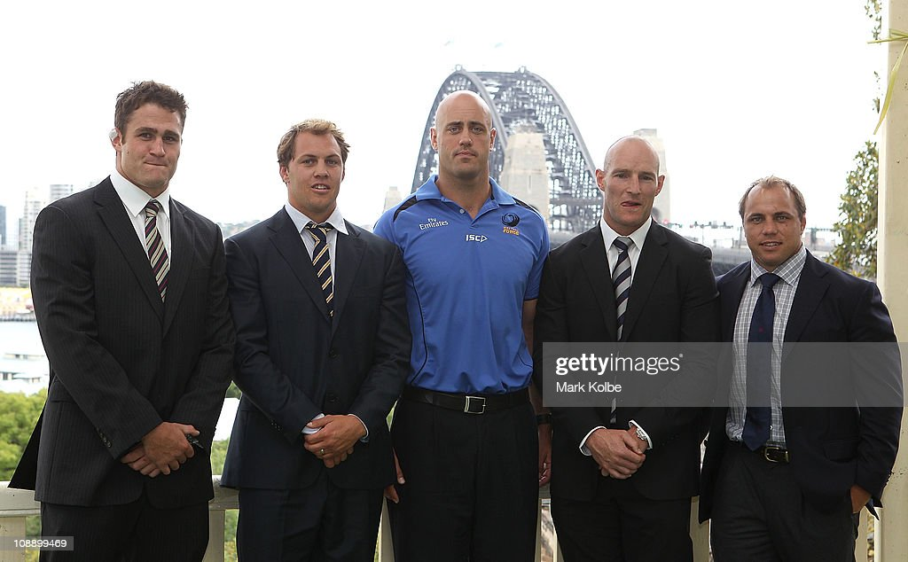 2011 Super Rugby Season Launch