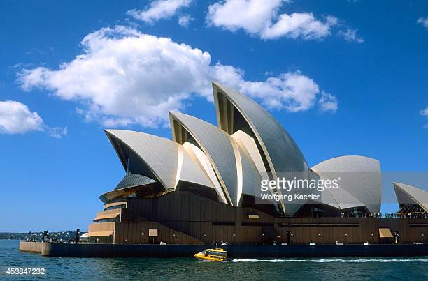 Australia Sydney Sydney Cove View Of Opera House