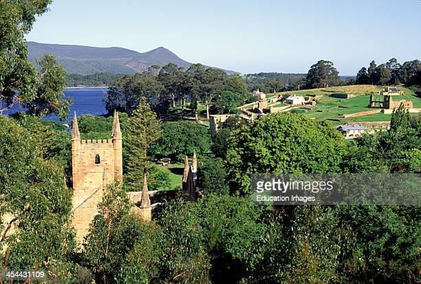 Australia Tasmania Port Arthur Convict Colony