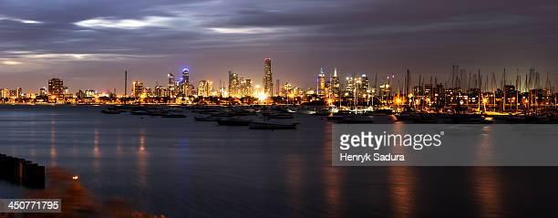 Australia, Victoria, Melbourne, Cityscape