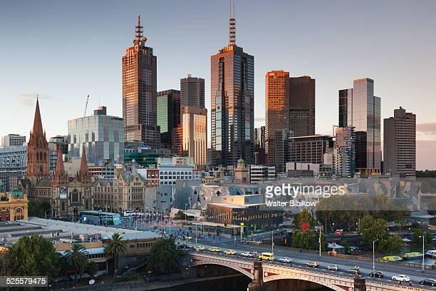Australia, Victoria, Melbourne, Exterior