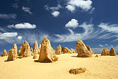 Australia, Western Australia, Nambung National Park, The Pinnacles
