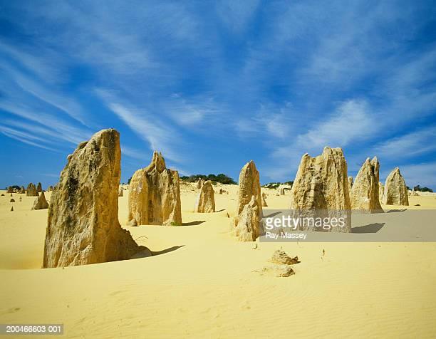 Australia, Western Australia,  The Pinnacles Desert, Namburg NP