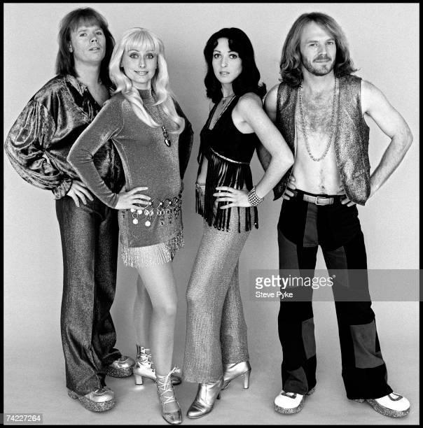 Australian Abba 'tribute band' Bjorn Again 22nd July 1993