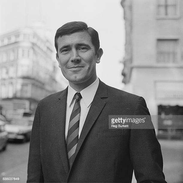 Australian actor and model George Lazenby 29th January 1967