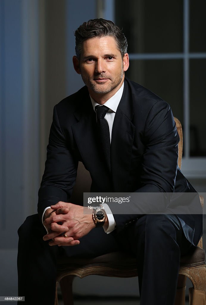 Australian actor <a gi-track='captionPersonalityLinkClicked' href=/galleries/search?phrase=Eric+Bana&family=editorial&specificpeople=202104 ng-click='$event.stopPropagation()'>Eric Bana</a> poses during a photo shoot at the Bulgari 130th Anniversary Dinner held at a private house at Darling Point, on April 10, 2014 in Sydney, Australia.