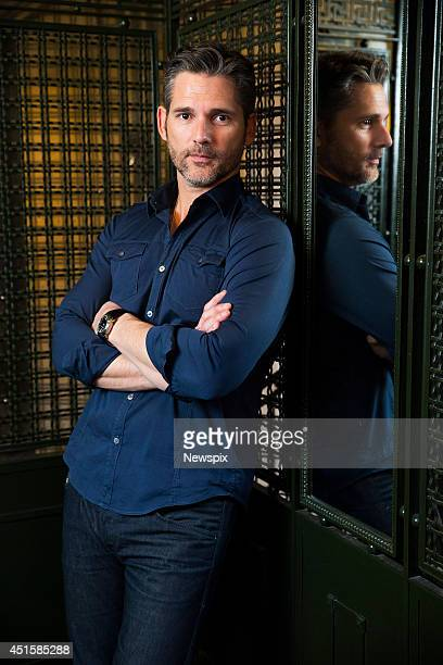 Australian actor Eric Bana poses during a photo shoot at the Intercontinental Hotel on July 1 2014 in Sydney Australia Bana is in Sydney to promote...
