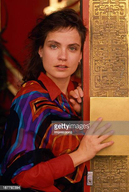 Australian actor Sigrid Thornton poses during a portrait session in Melbourne