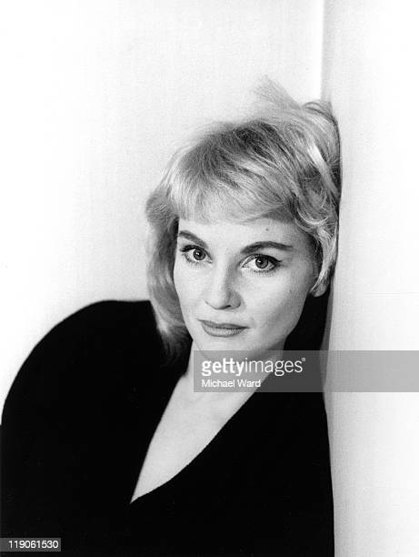 Australian actress Diane Cilento 1961