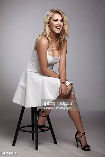 Australian actress Eliza Taylor is photographed for Bello on April 15 2014 in Los Angeles California PUBLISHED IMAGE