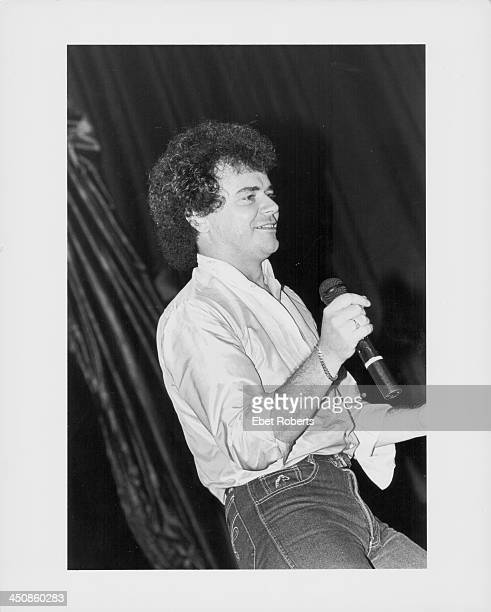 Australian band Air Supply on stage 1983