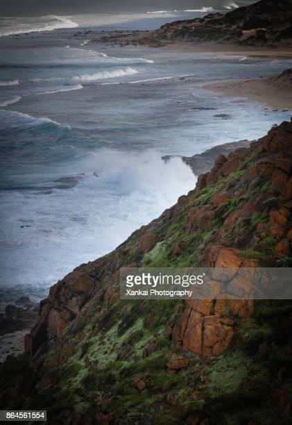 Australian countryside and beaches