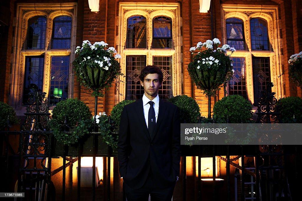 Ashton Agar In London
