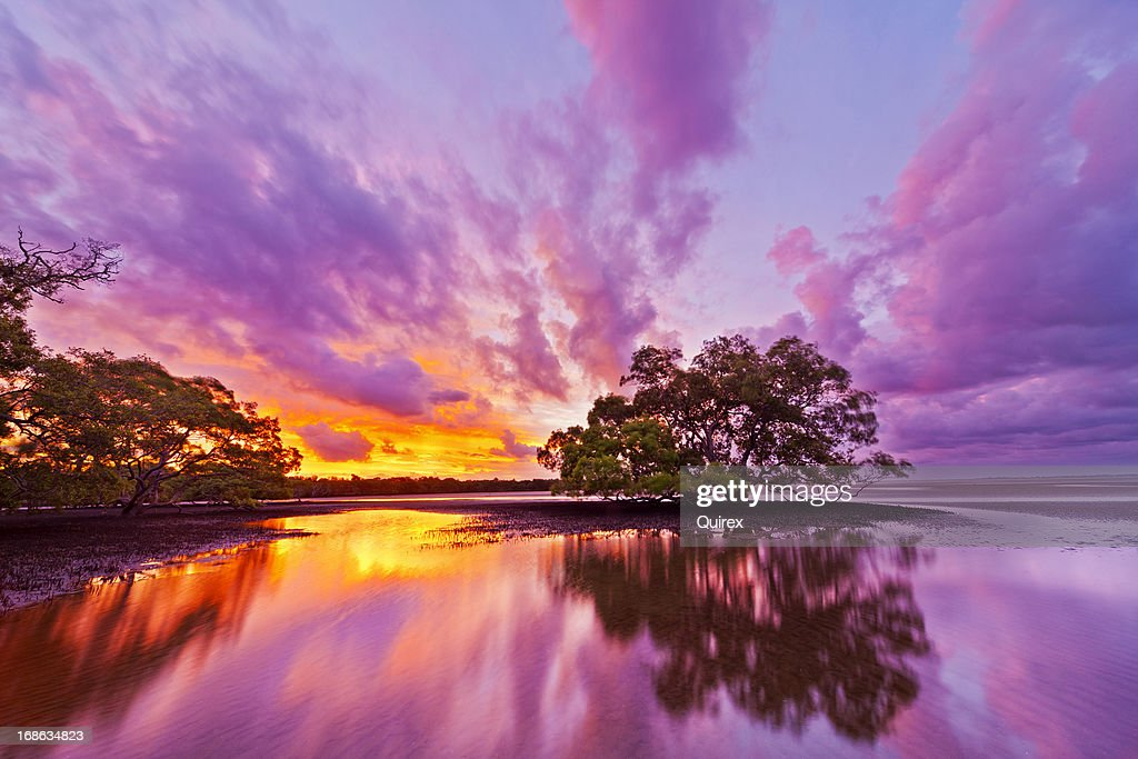 Australian Dreamscape : Stock Photo