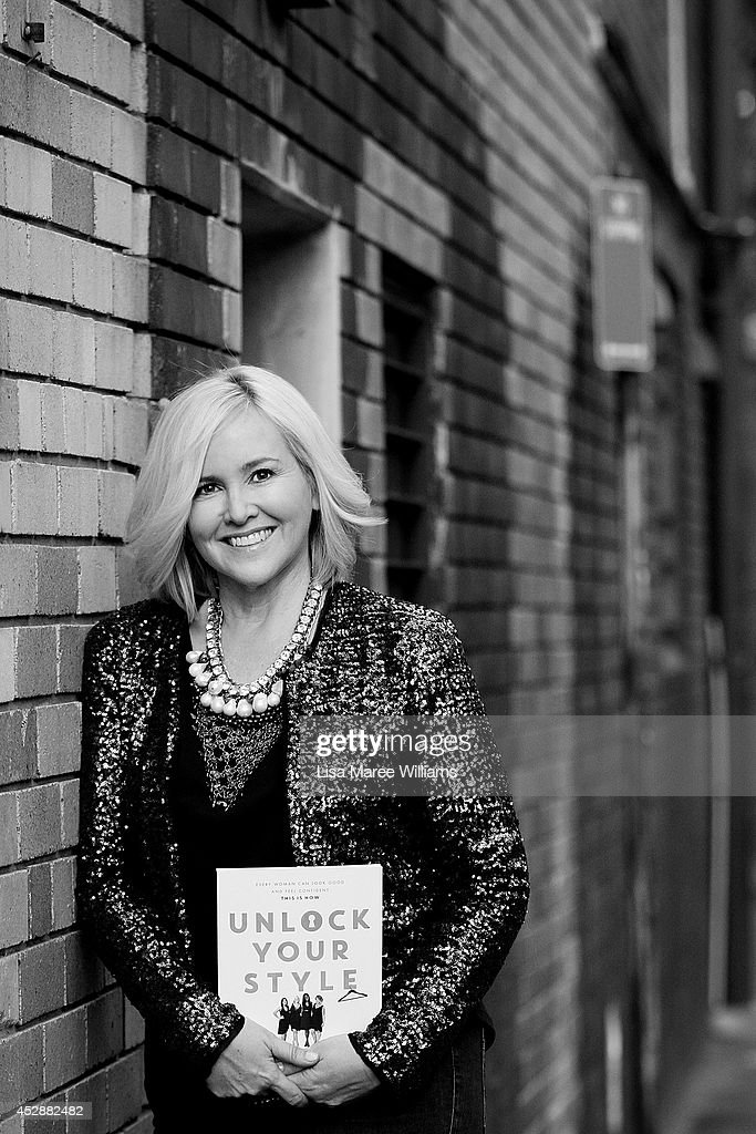Australian fashion blogger Nikki Parkinson launches her first book 'Unlock Your Style' on July 29, 2014 in Sydney, Australia.