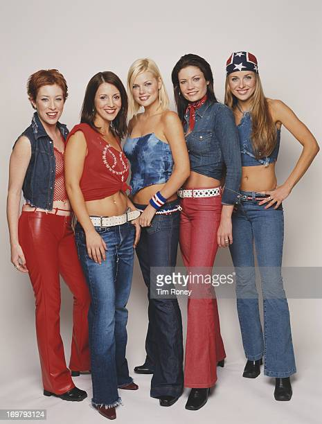 Australian female girl band Bardot circa 2000
