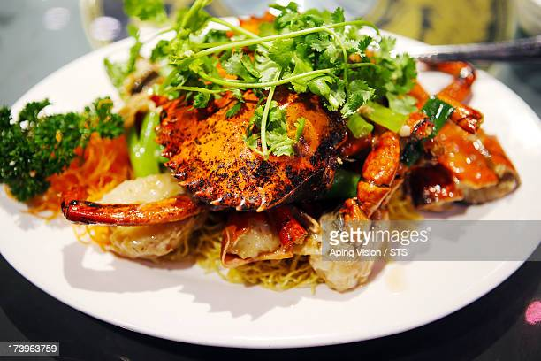 Australian king crab
