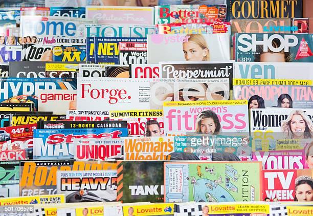 magazines d'Australie