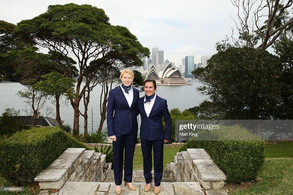 Australia Matildas Governor-General Farewell Function & Captain Announcement